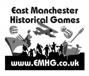 First Sunday Tabletop Miniature Wargaming @ East Manchester Historical Gaming Centre | Hyde | United Kingdom